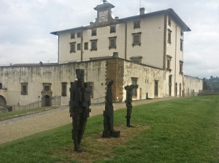 isculpture contemporary art gallery san gimignano castello di casole firenze